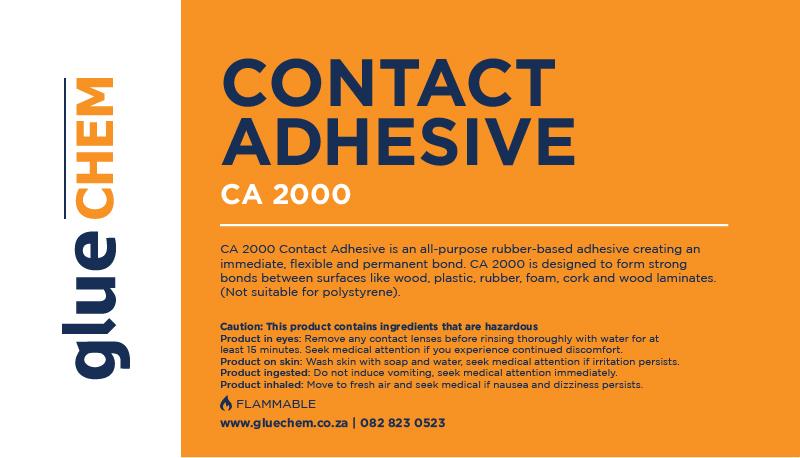 Gluechem Contact Adhesive L
