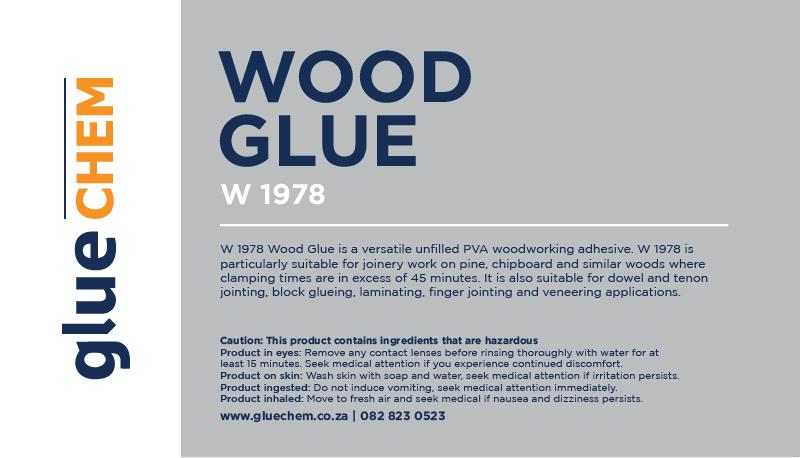Gluechem Wood Glue L